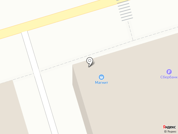 Магазин одежды и обуви на Саханской, 3 на карте Орла