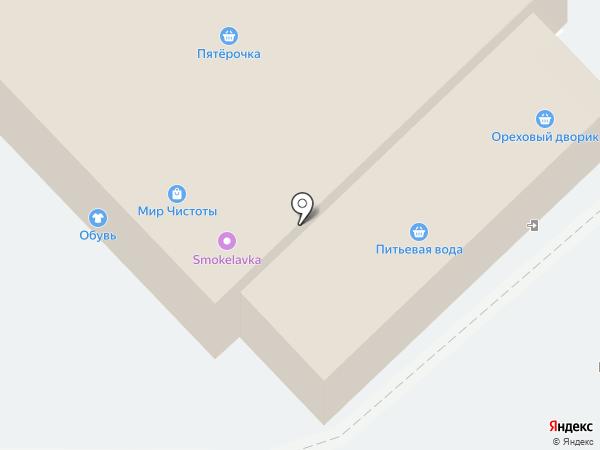Ювелирная мастерская на Саханской, 2 на карте Орла