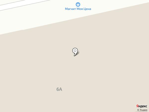 Калужский Механический Завод на карте Жилетово