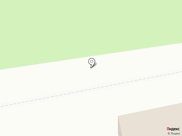Магазин канцтоваров на карте Жилетово