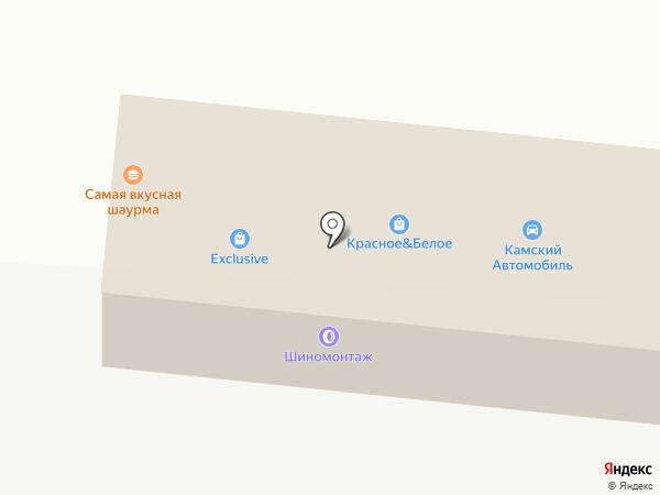 Эксклюзив на карте Орла