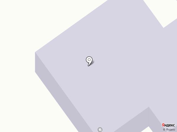 Магистр на карте Некрасовки
