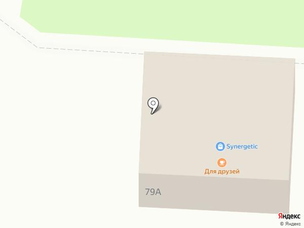 Для Друзей на карте Орла