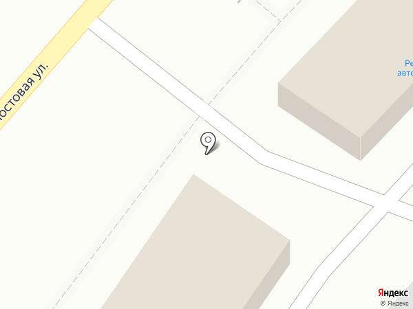 Мастерская по ремонту трещин и сколов на автостеклах на карте Орла