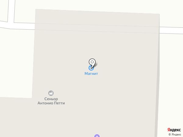 Ателье по ремонту и пошиву одежды на карте Орла