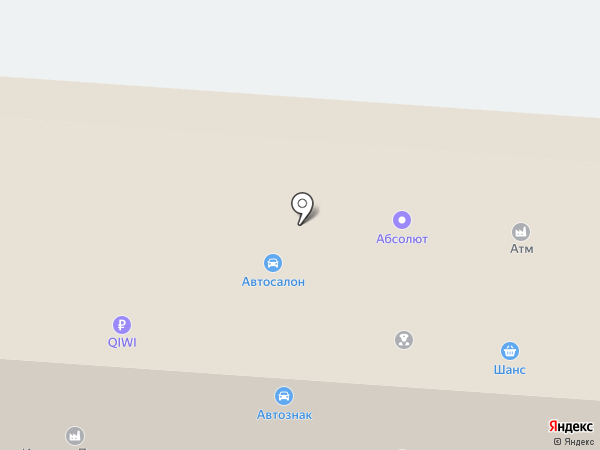 Sanflor на карте Орла