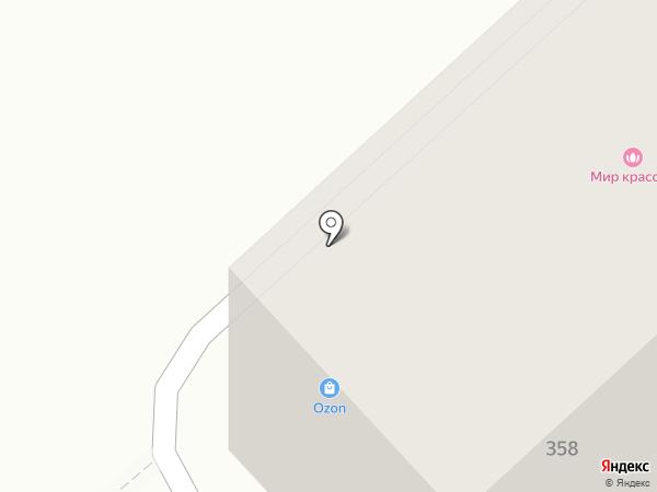 Рублевочка на карте Орла