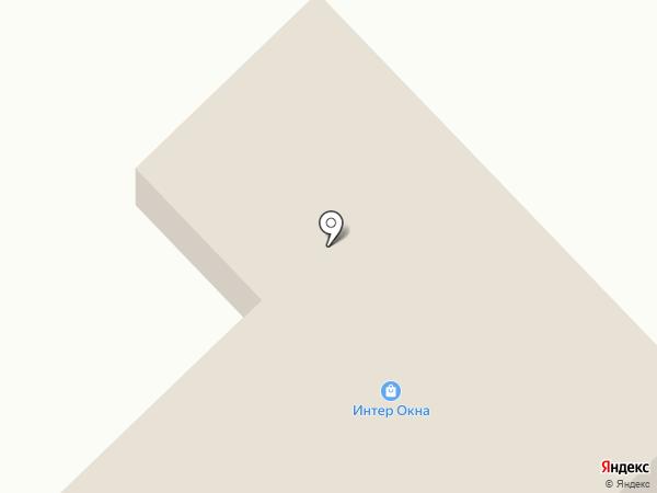 ВИОР на карте Орла