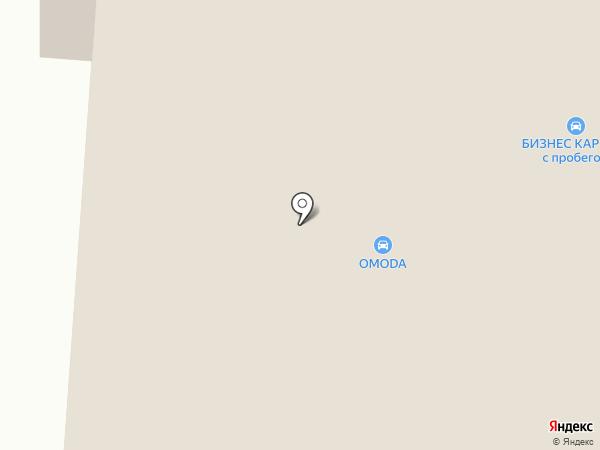 Бизнес Кар Орёл на карте Орла