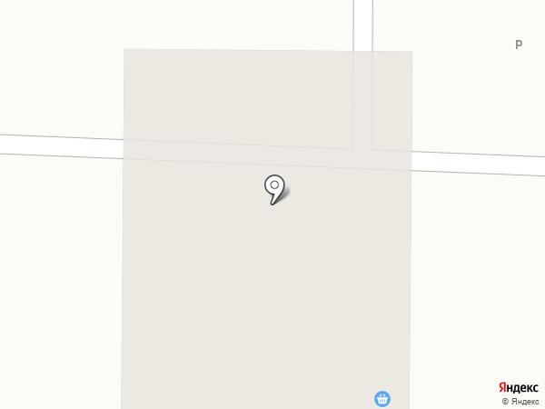 Цыпа на карте Твери