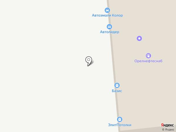 Все Для АЗС на карте Орла