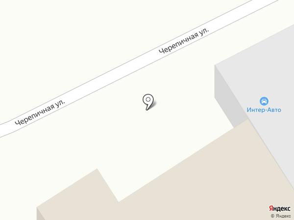 INTER-АВТО на карте Орла