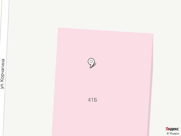 Орловский наркологический диспансер на карте Орла