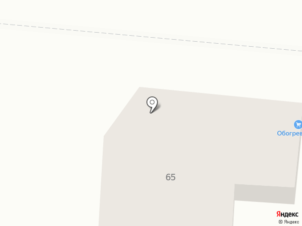 Дарим-Тепло на карте Орла