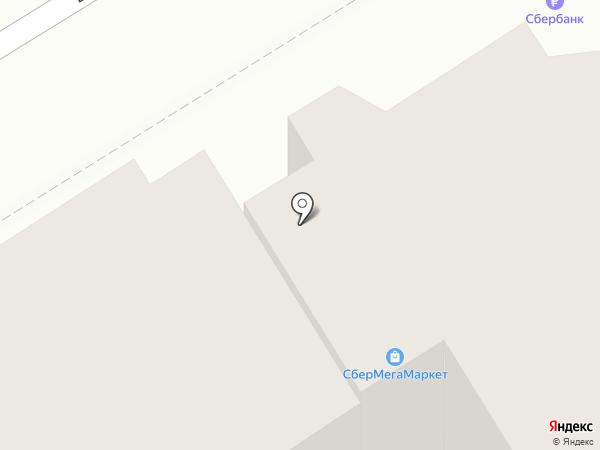 Сбербанк, ПАО на карте Воротынска