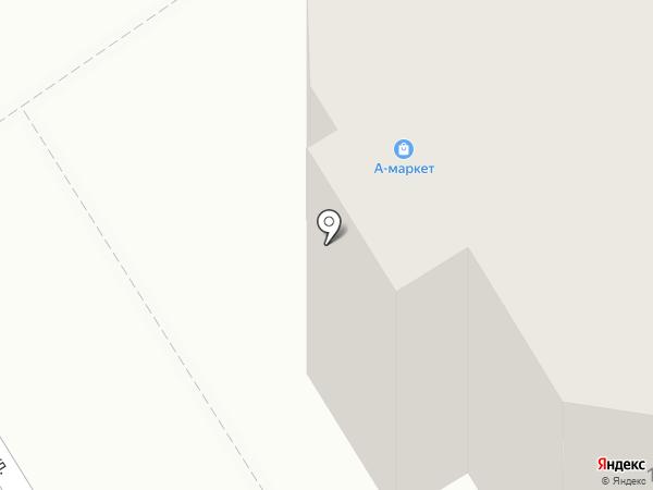 Магазин молочных продуктов на карте Воротынска