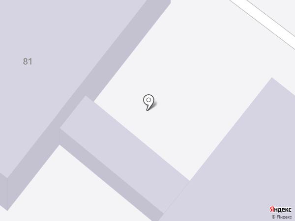 Детский сад №71 на карте Орла