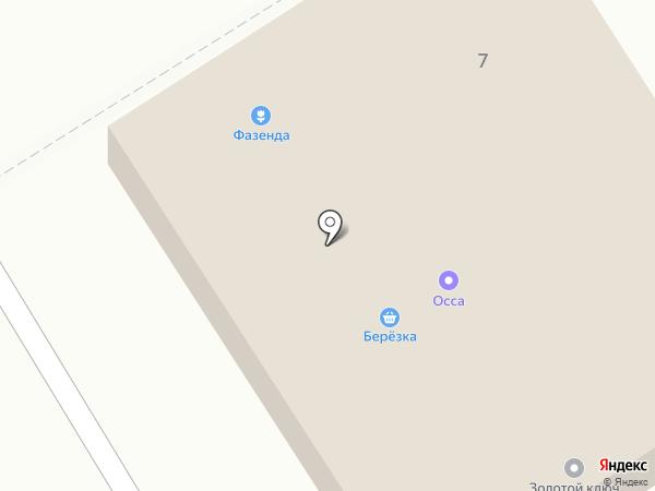 Фазенда на карте Воротынска