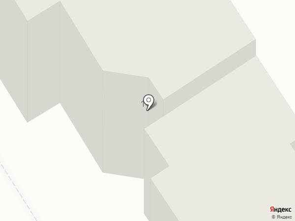 Вероника на карте Воротынска