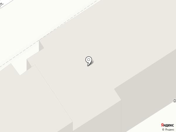 Радуга на карте Воротынска