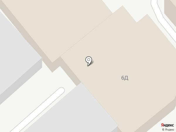 Торгово-производственная компания на карте Орла