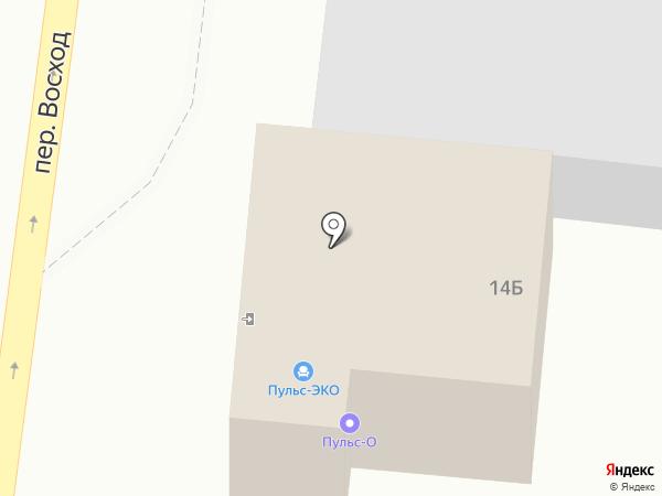 Пульс-О на карте Орла