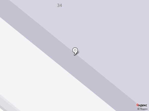 Гимназия №16 на карте Орла