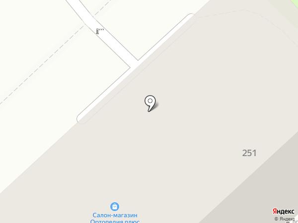 Омикс, ЗАО на карте Орла