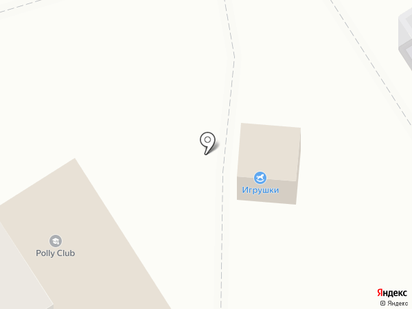 Магазин бытовой химии на карте Воротынска