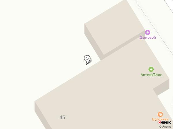 ОССА-автоБЕТОН на карте Воротынска