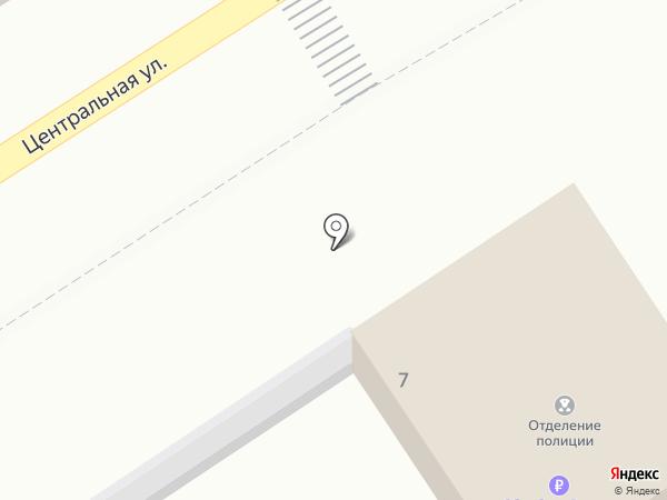 Отделение Полиции МО МВД России Бабынинский на карте Воротынска
