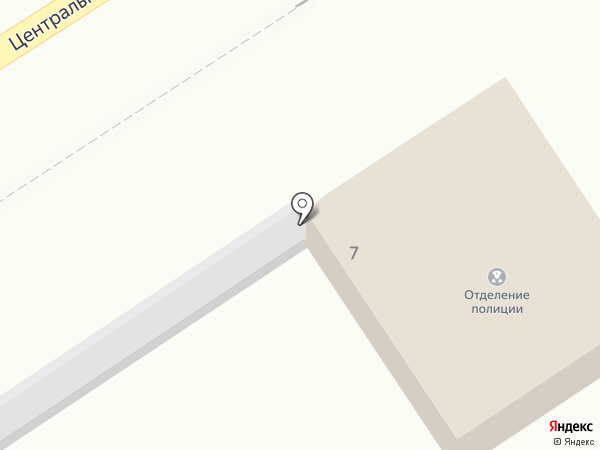 Пятёрочка на карте Воротынска