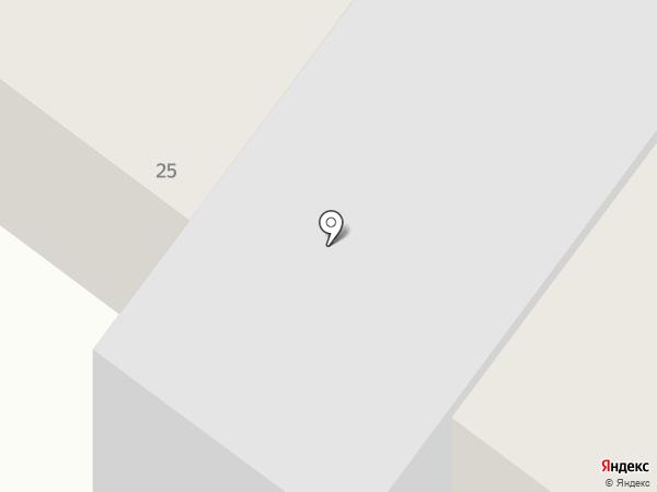 Этруд на карте Орла