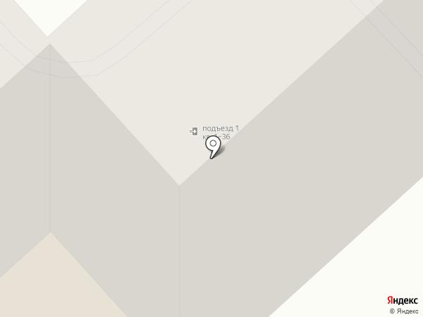 Технологии Сохранности на карте Орла