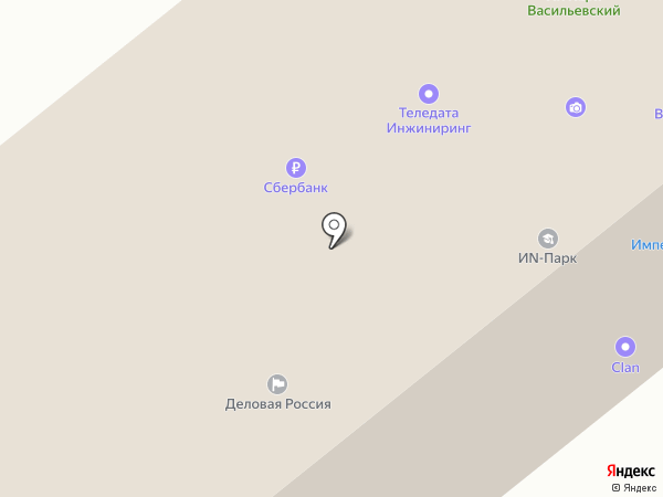 Ривьера на карте Орла