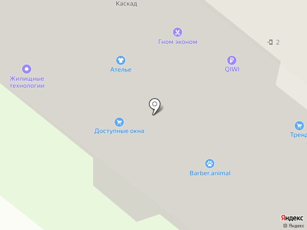 Светлое и темное на карте Орла