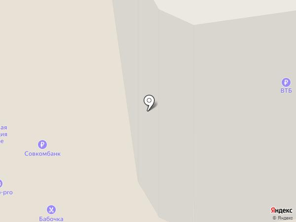 МегаФон на карте Орла