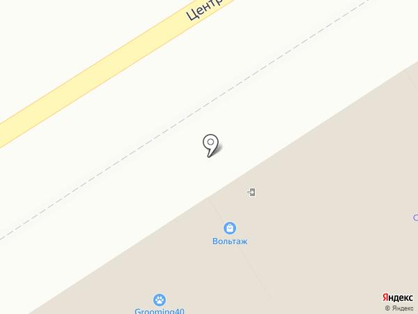 Вольтаж на карте Воротынска