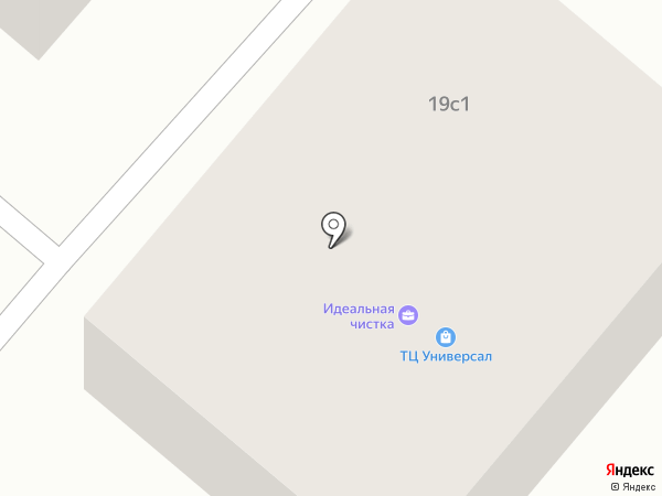 Отражение на карте Орла