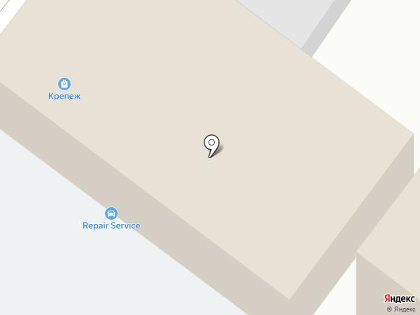 AS`car на карте Орла