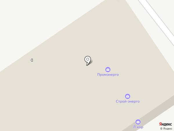 АВС электро на карте Орла
