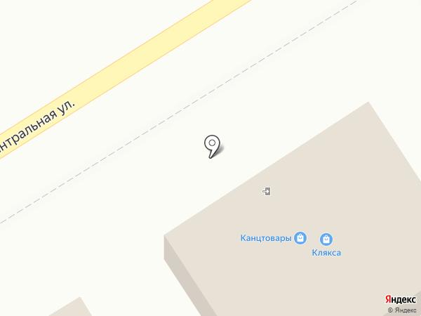 Автостоп на карте Воротынска
