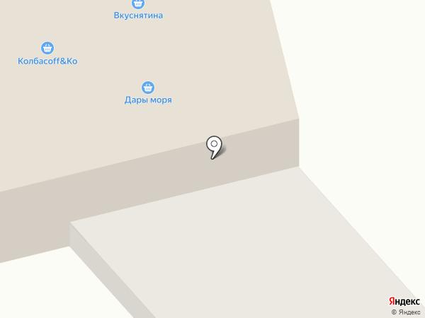 Тахат на карте Орла