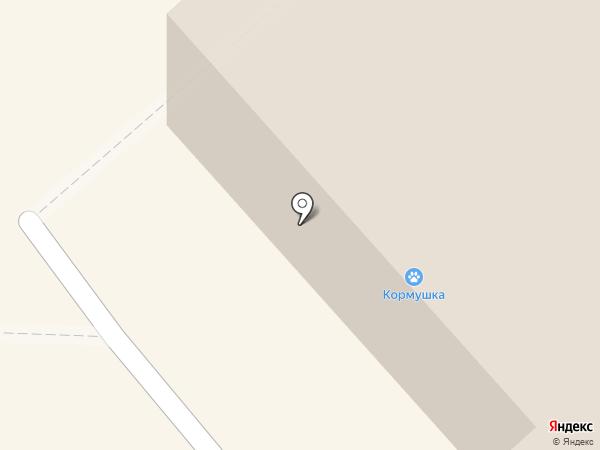 Ветеринарная клиника на карте Орла