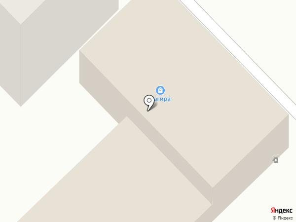 Багира на карте Орла