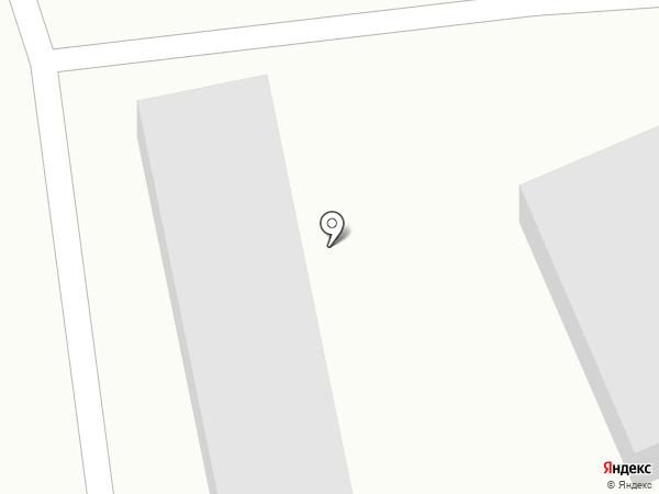 Деревообрабатывающий цех на карте Ворошнево