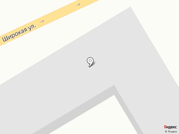 Софикс на карте Ворошнево