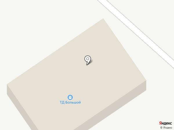 Оптовая компания на карте Орла