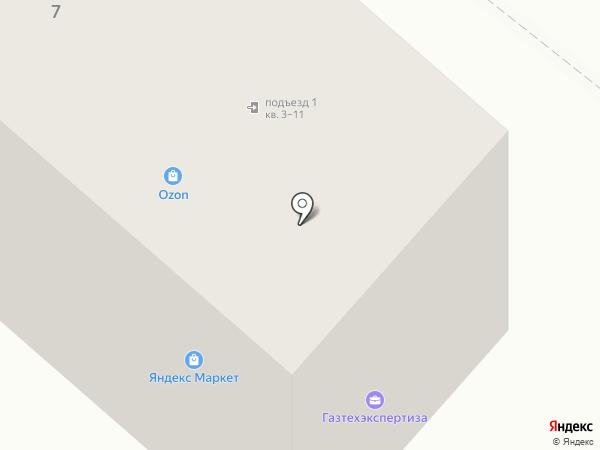 12 на карте Орла