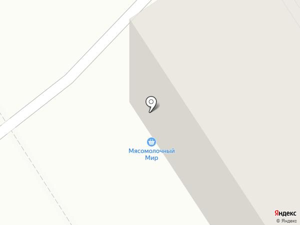 Мясомолочный мир на карте Орла